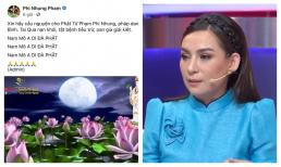 Fanpage chính chủ của Phi Nhung có động thái lạ sau lời tâm sự gây hoang mang lúc nửa đêm của vợ cũ Bằng Kiều
