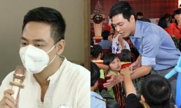 Giữa loạt ồn ào sao kê, MC Phan Anh gây xôn xao khi chia sẻ về chuyện từ thiện năm xưa: 'Chắc chắn tôi phải trả lời là tôi có tham'