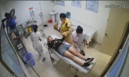 Đột ngột đau tim trên cao tốc, nữ tài xế may mắn được CSGT đưa đến bệnh viện kịp thời