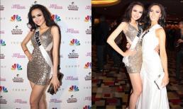 Hot lại loạt ảnh Hoa hậu Diễm Hương đọ sắc cùng dàn chân dài từ các nước khác, nhan sắc lẫn body vẫn thừa sức 'chặt đẹp'