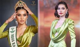 Nhan sắc cuốn hút của Hoa hậu Trái Đất Thái Lan 2021