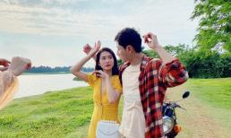 '11 tháng 5 ngày': Hé lộ cảnh quay 'nụ hôn biệt ly' của Đăng và Nhi?