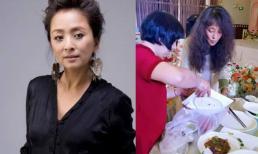 Sao phim 'Tiếu Ngạo Giang Hồ' lộ cuộc sống khắc khổ, bị chế giễu vì lấy thức ăn thừa trong tiệc cưới mang về
