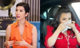 Xuân Lan 'dằn mặt' Trizzie Phương Trinh khi liên tục thông báo sức khỏe của Phi Nhung và còn tỏ ra đau đớn?