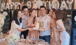 Quỳnh Nga - Việt Anh được hội bạn tổ chức tiệc sinh nhật muộn, động thái của cả hai lại làm netizen rần rần