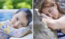 Công chúa nhỏ đích thị là bản sao hoàn hảo của 'Mỹ nhân đẹp nhất Philippines'