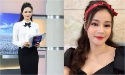 Nhan sắc đời thường không lên sóng của nữ MC 'Chuyển động 24h' - Thu Hương
