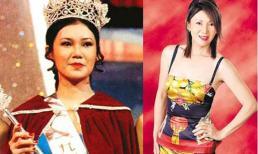 Hoa hậu đầu tiên của Hong Kong lận đận với 3 lần chồng, từng muốn tự tử vì trầm cảm nhưng hiện là nữ doanh nhân thành đạt