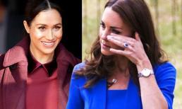Món quà của Meghan tặng Công nương Kate khiến nhiều người 'tròn mắt', tiết lộ điều Meghan thật sự nghĩ về chị dâu