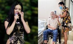 Bố của ca sĩ Thu Phương qua đời, nhiều sao Việt chia buồn