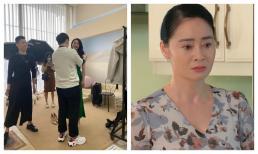Nhan sắc bà Xuân của 'Hương vị tình thân' qua camera thường liệu có lung linh như trên phim?