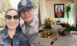 Em trai Phi Nhung xúc động khi Wendy thay mẹ thực hiện tâm nguyện dang dở: 'Chị vui lắm phải không chị'