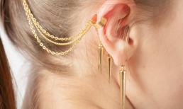 Phụ nữ sở hữu tướng tai này nhất định không được bấm lỗ tai kẻo rước họa vào thân, đặc biệt là kiểu đầu tiên