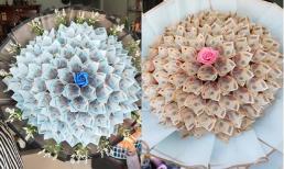 Mặt hàng HOT nhất 20/10: Những bó hoa tiền tươi thiết thực được chốt đơn âm ầm
