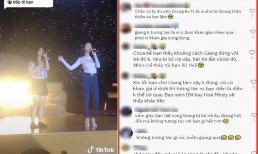 Hương Giang bị chê thiếu tinh tế khi clip mời khán giả lên hát nhưng lại ngó lơ bị 'đào' lại