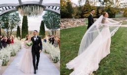 Khoe ảnh cưới lung linh và chia sẻ về 'khó khăn' của đám cưới 45 tỷ, con gái Bill Gates bị mỉa mai 'Con nhà giàu dẫm gai mùng tơi'