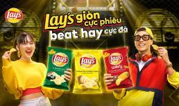 Lộ diện nhà đồng tài trợ Rap Việt mùa 2 - Snack Khoai Tây Lay's