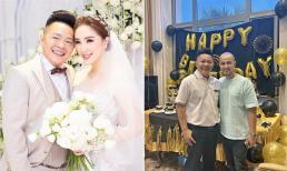 Xuất hiện trong tiệc sinh nhật, chồng Bảo Thy gây chú ý bởi ngoại hình trẻ trung hơn trước