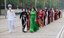 """Hội nữ Doanh nhân Việt Nam - ASEAN tổ chức chương trình """"Báo Công dâng Bác"""" nhân ngày kỷ niệm Hội phụ nữ Việt Nam"""
