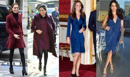 Lý do Meghan cùng mặc một phong cách nhưng luôn 'kém sang' hơn Kate: Đi đứng 'thiếu ý tứ' khiến quần áo không vừa vặn, trang điểm lạc quẻ với xung quanh