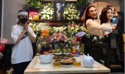 Con gái nuôi nghẹn ngào nhắn cố ca sĩ Phi Nhung trong ngày thất thứ 4: 'Con mong mẹ ở nơi ấy bình yên'