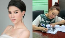 Trang Trần có động thái đặc biệt giữa lúc Vy Oanh nộp đơn yêu cầu khởi tố nữ streamer