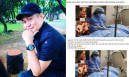 Xôn xao thông tin danh hài Xuân Hinh qua đời vì đột quỵ, người thân thiết nói gì?