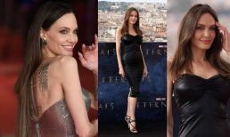 Angelina Jolie tái xuất với sắc vóc đỉnh cao sau màn nối tóc thảm họa trên thảm đỏ