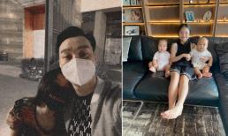 Gần nửa năm, MC Thành Trung mới gặp lại con gái, tiết lộ món quà đặc biệt mà bé Zon dành cho hai em