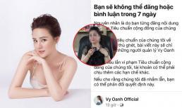 Bị phá khóa trang cá nhân, Vy Oanh đanh thép nhắn đến nữ streamer: 'Đã sợ thì đừng bô bô cái mồm hư'