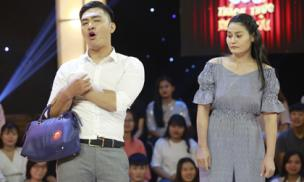 Chàng trai 'mắng' mẹ ruột 'té tát' khiến Trấn Thành - Trường Giang cười không ngớt