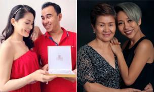 Sao Việt ngày 20/10: Được bạn đời tặng quà 'khủng', nghe lời ngọt ngào như 'mật'