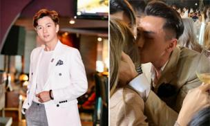 Ngô Kiến Huy phản ứng bất ngờ khi chứng kiến Isaac hôn tình cũ Khổng Tú Quỳnh