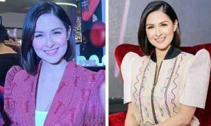 Mỹ nhân đẹp nhất Philippines' chuộng mốt áo tay phồng
