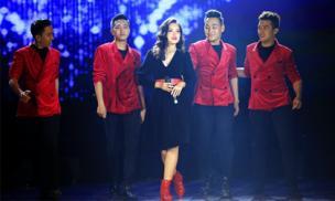 Ca sĩ trẻ Sunny Đan Ngọc được khán giả Thủ Đô yêu mến bởi nét hồn nhiên, ngọt ngào trên sân khấu