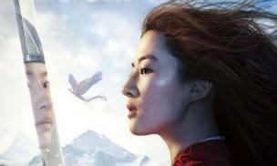 """Poster """"Hoa Mộc Lan"""" ở Nhật Bản vừa được tung ra, Lưu Diệc Phi đã được khen ngợi hết lời"""