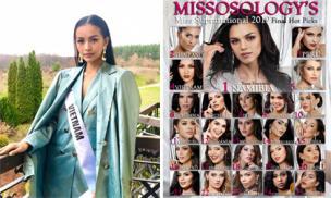 Trước giờ G, Ngọc Châu lọt top 4 được đánh giá cao tại Hoa hậu Siêu Quốc Gia