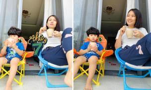 Ngọc Lan tiết lộ về con trai hậu thoả thuận ly hôn với Thanh Bình