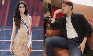 Em trai với góc nghiêng 'cực phẩm' của Hoa hậu Hoàn vũ Việt Nam 2019 - Khánh Vân