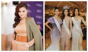 Sau đêm chung kết, Vũ Thu Phương bất ngờ chia sẻ đầy xúc động về top 3 Hoa hậu Hoàn vũ Việt Nam 2019
