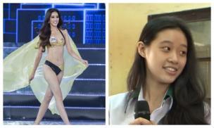 Ngạc nhiên tột độ với nhan sắc thời 'dậy thì chưa thành công' của Hoa hậu Khánh Vân