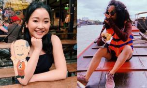 Người đẹp mồ côi Cần Thơ nổi danh Hollywood khoe ảnh về Việt Nam du lịch