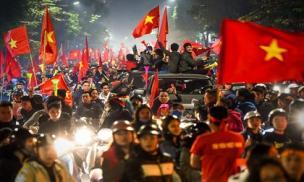 Báo Mỹ, Trung choáng ngợp trước biển người Việt 'đi bão' ăn mừng vô địch SEA Games