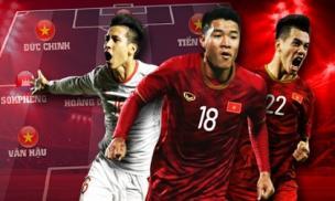 4 cầu thủ U22 Việt Nam góp mặt trong đội hình tiêu biểu SEA Games 30