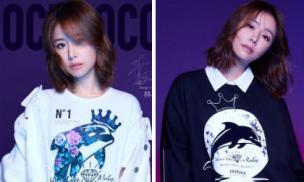 'Hạ Tử Vy' Lâm Tâm Như lại trổ tài thiết kế thời trang, thông điệp gửi gắm cùng mới đáng chú ý