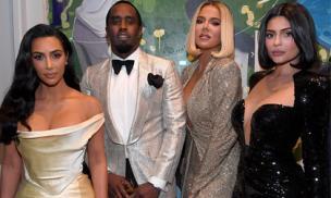 Kim diện váy cưới hơn 200 triệu đồng đi sinh nhật cũng không nóng bỏng bằng hai em gái 'thả rông'