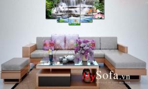 Xu hướng lựa chọn nội thất gỗ hoàn hảo cho phòng khách