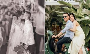 Chân dung ông xã mới cưới của chị chồng Tăng Thanh Hà