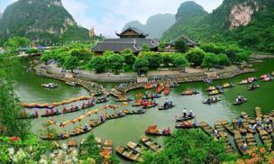 Những địa điểm du lịch trong nước thích hợp nhất cho dịp Tết Nguyên đán 2020
