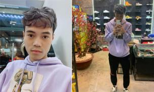 Cầu thủ Văn Toàn khoe tóc mới để chuẩn bị đón Tết, dân mạng khen 'đẹp xuất sắc'
